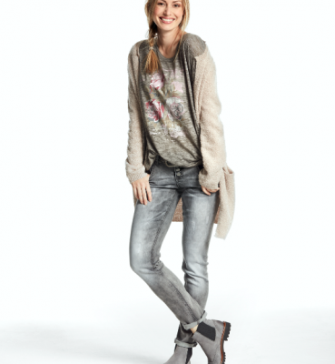 Jeans Fritz Lookbook Kampagne